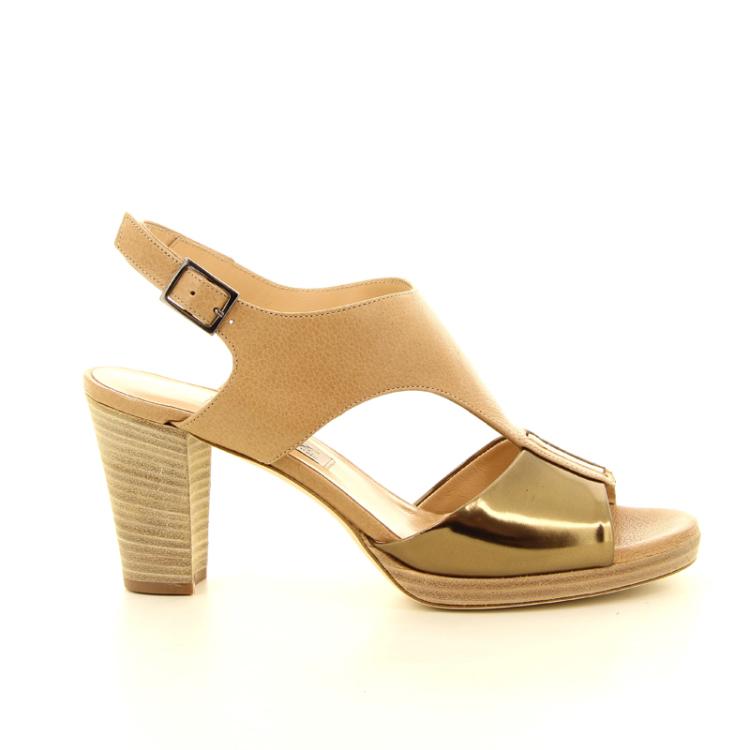 Benoite c damesschoenen sandaal naturel 13807