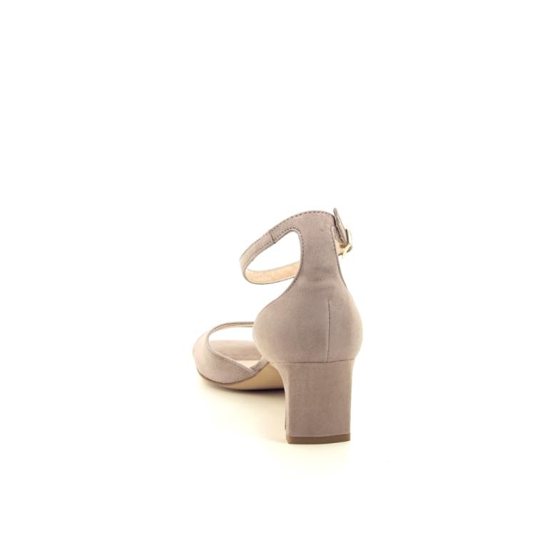 Anvers damesschoenen sandaal taupe 195307