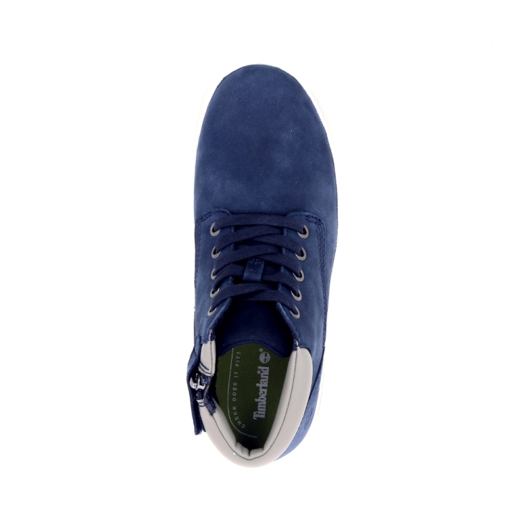 Timberland kinderschoenen boots donkerblauw 187423