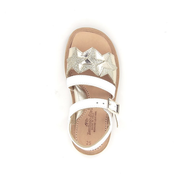 Zecchino d'oro kinderschoenen sandaal wit 183787