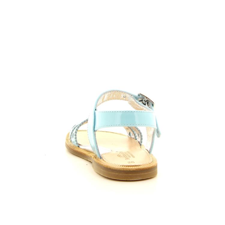 Zecchino d'oro kinderschoenen sandaal lichtblauw 11124