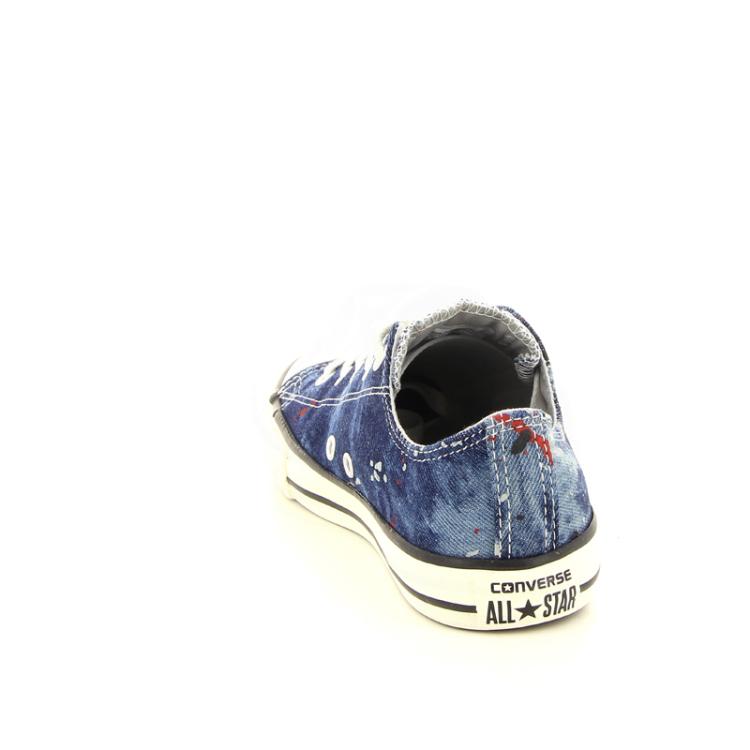 Converse kinderschoenen sneaker jeansblauw 98449