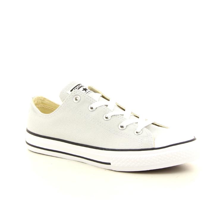 Converse kinderschoenen sneaker lichtgrijs 98452