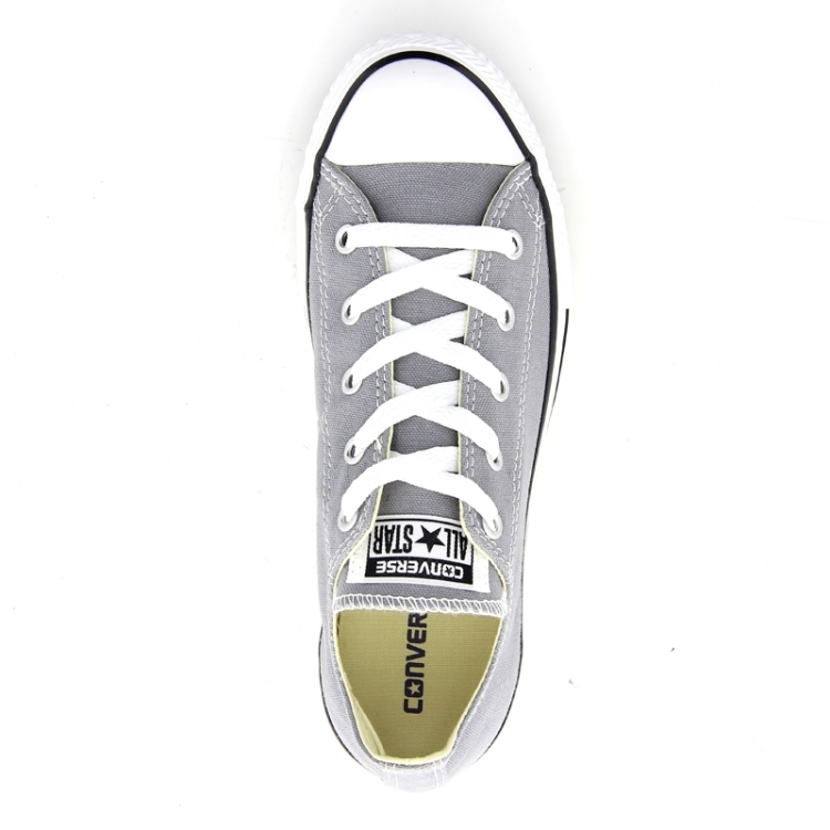 Converse kinderschoenen sneaker grijs 86108