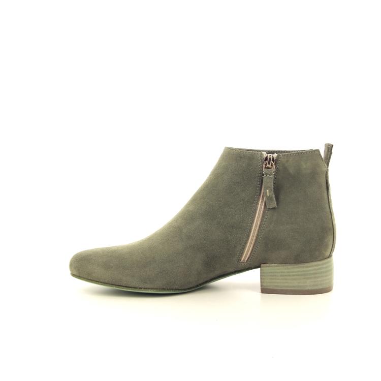Angelo bervicato damesschoenen boots kaki 193588