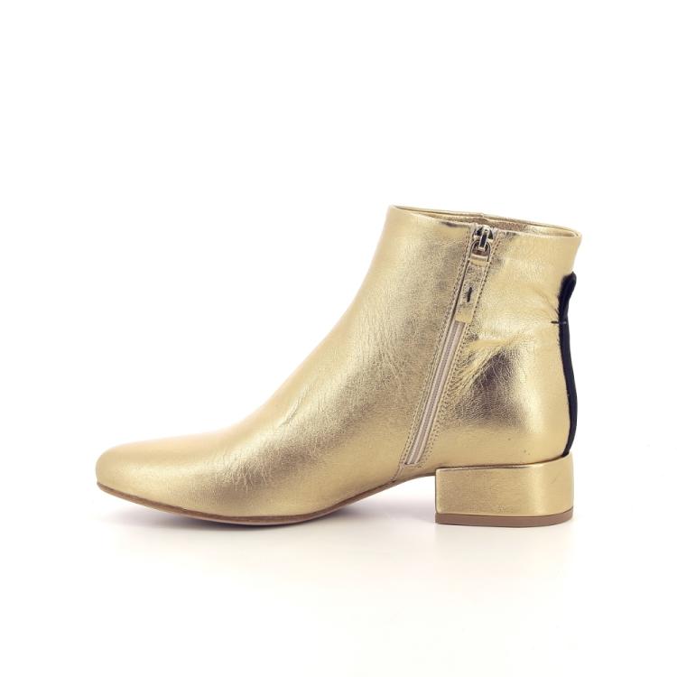 Angelo bervicato damesschoenen boots goud 193582