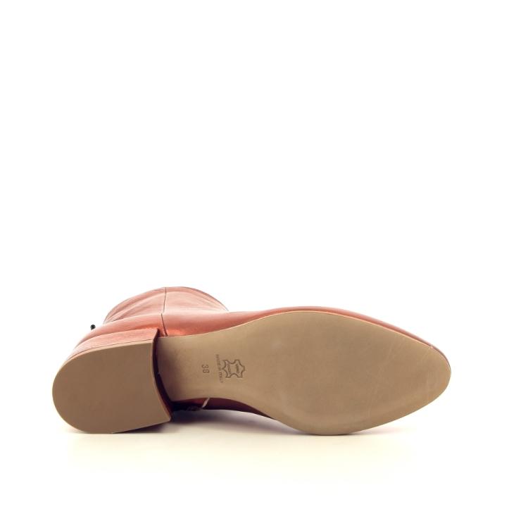 Angelo bervicato damesschoenen boots roest 193583