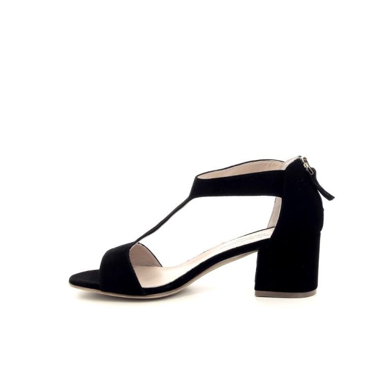 Angelo bervicato damesschoenen sandaal zwart 193576