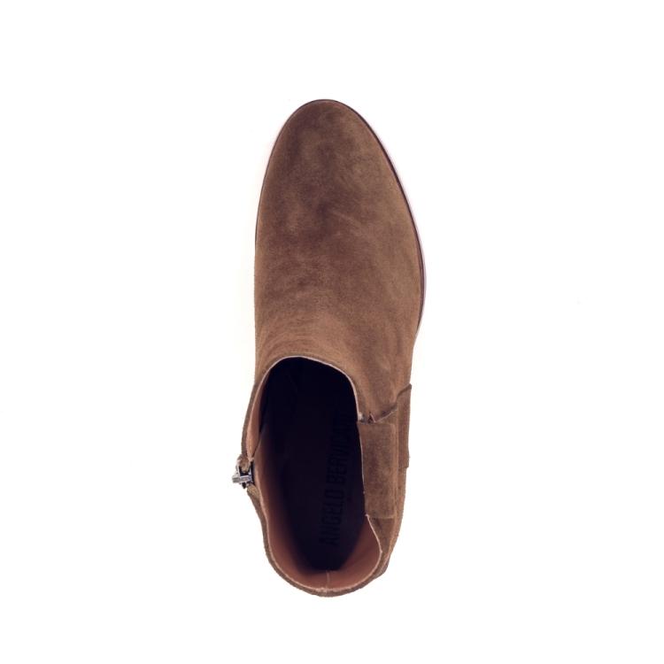 Angelo bervicato damesschoenen boots naturel 198185
