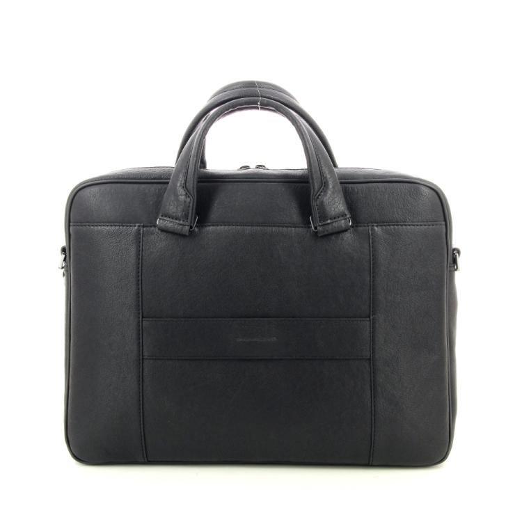 Piquadro tassen aktetas zwart 196226