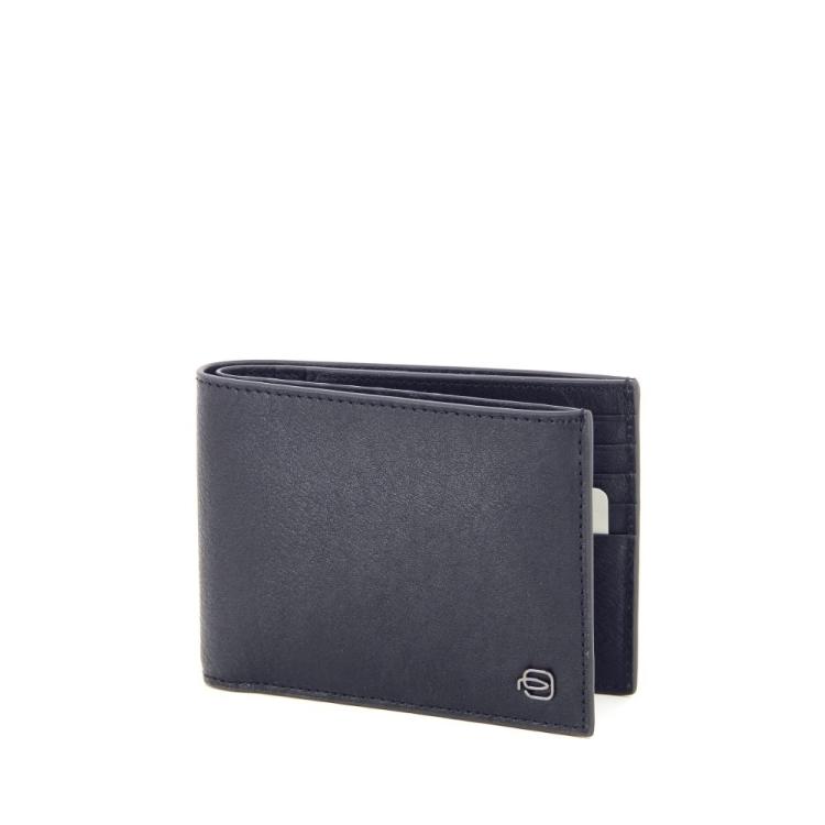 Piquadro accessoires portefeuille zwart 195669