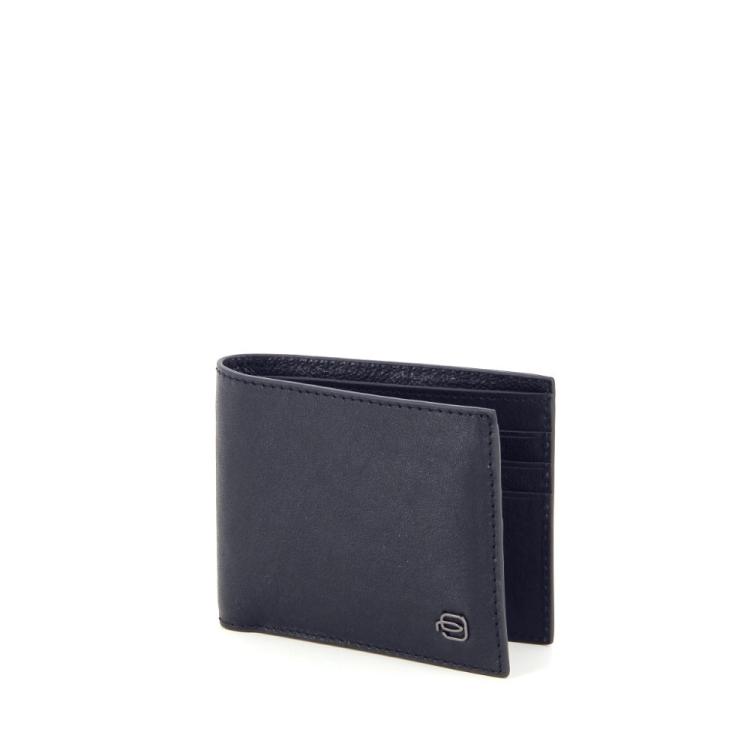 Piquadro accessoires portefeuille zwart 195673