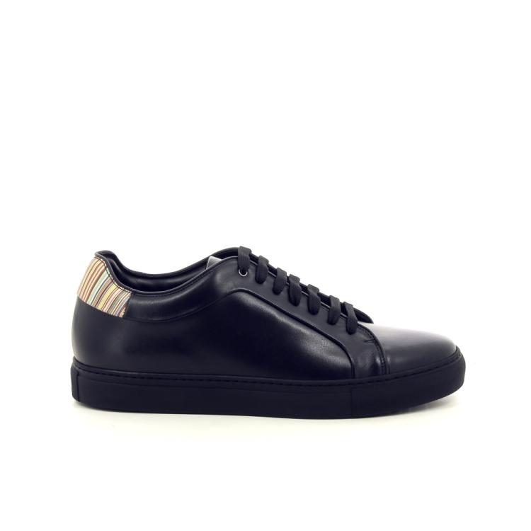 Paul smith herenschoenen sneaker zwart 187603