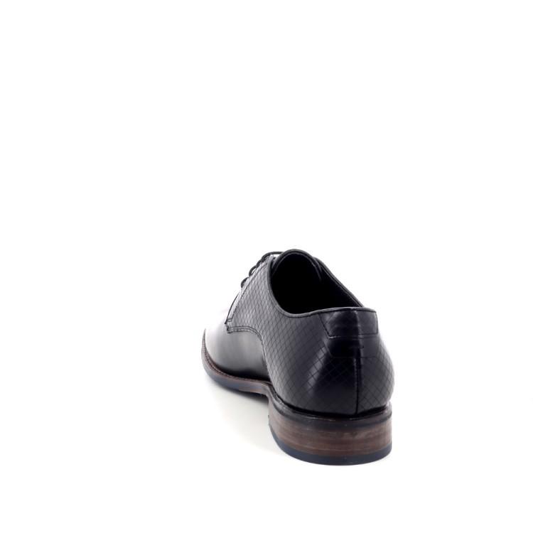 Ambiorix herenschoenen veterschoen zwart 198750