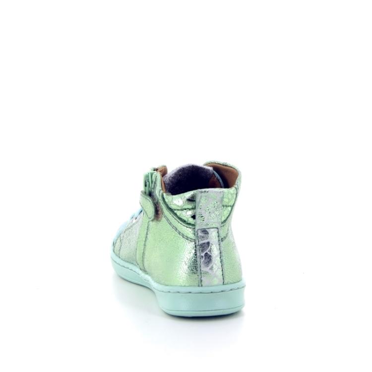 Maa kinderschoenen sneaker muntgroen 170204