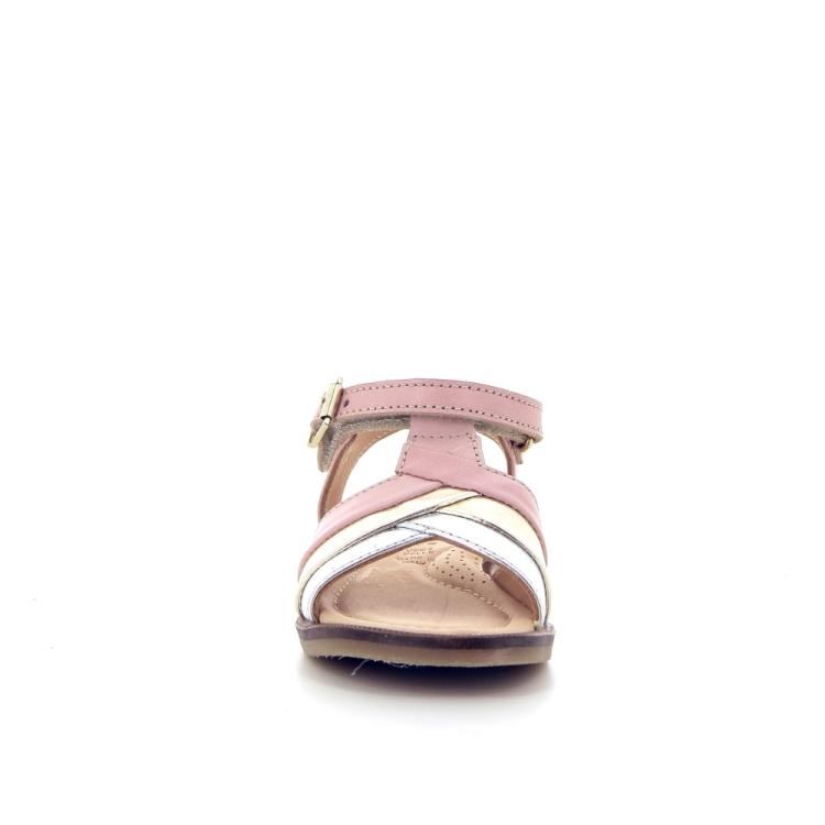 Ocra kinderschoenen sandaal poederrose 182255