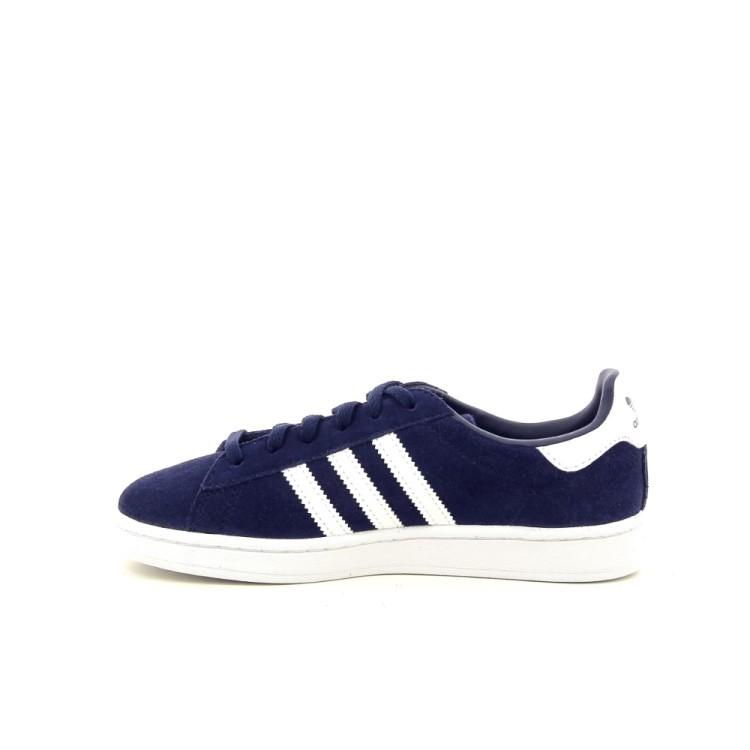 Adidas kinderschoenen sneaker donkerblauw 186803