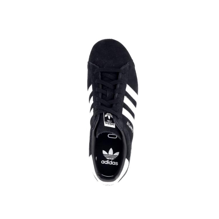 Adidas kinderschoenen sneaker zwart 191361