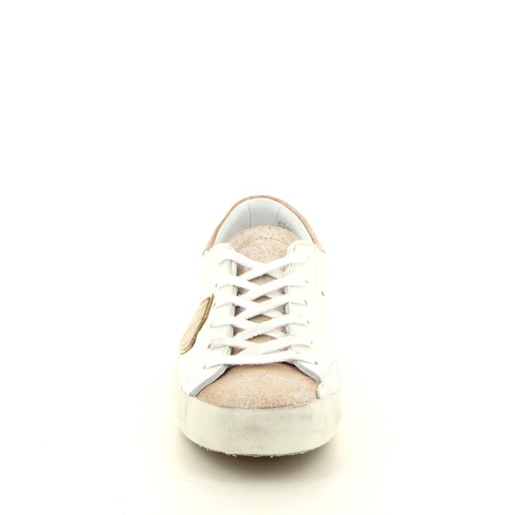 Philippe model damesschoenen sneaker wit 98003