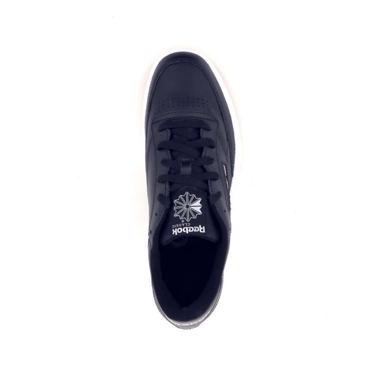 Reebok herenschoenen sneaker zwart 186756