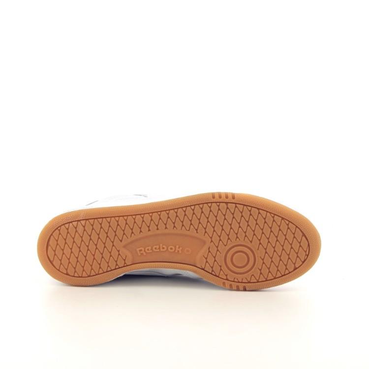 Reebok damesschoenen sneaker lichtgrijs 186760