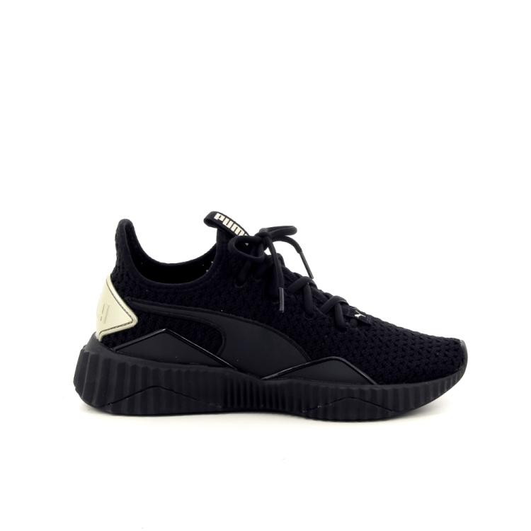 Puma damesschoenen sneaker zwart 187345