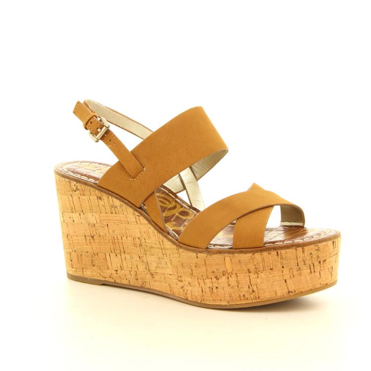 Sam edelman damesschoenen sandaal naturel 12372