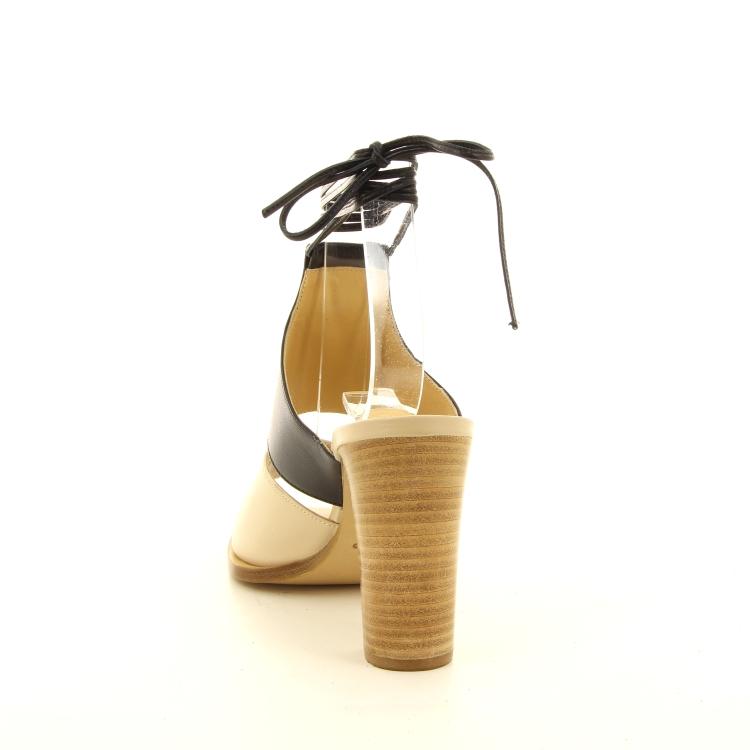 Atelier content damesschoenen sandaal beige 14588
