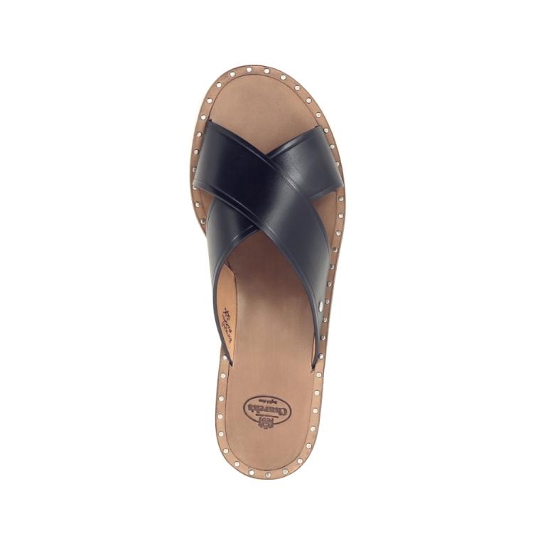 Church's damesschoenen sleffer zwart 191706