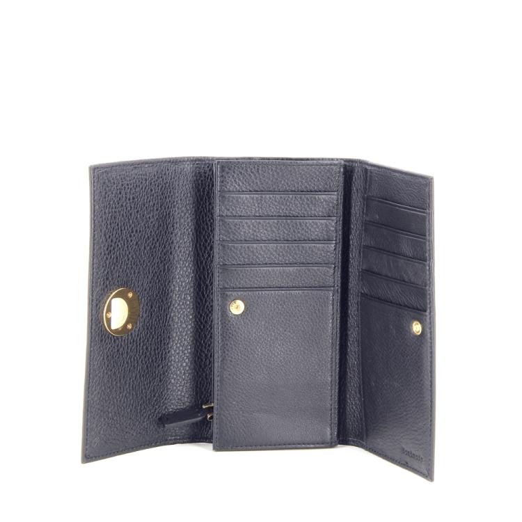 Coccinelle accessoires portefeuille zwart 186859