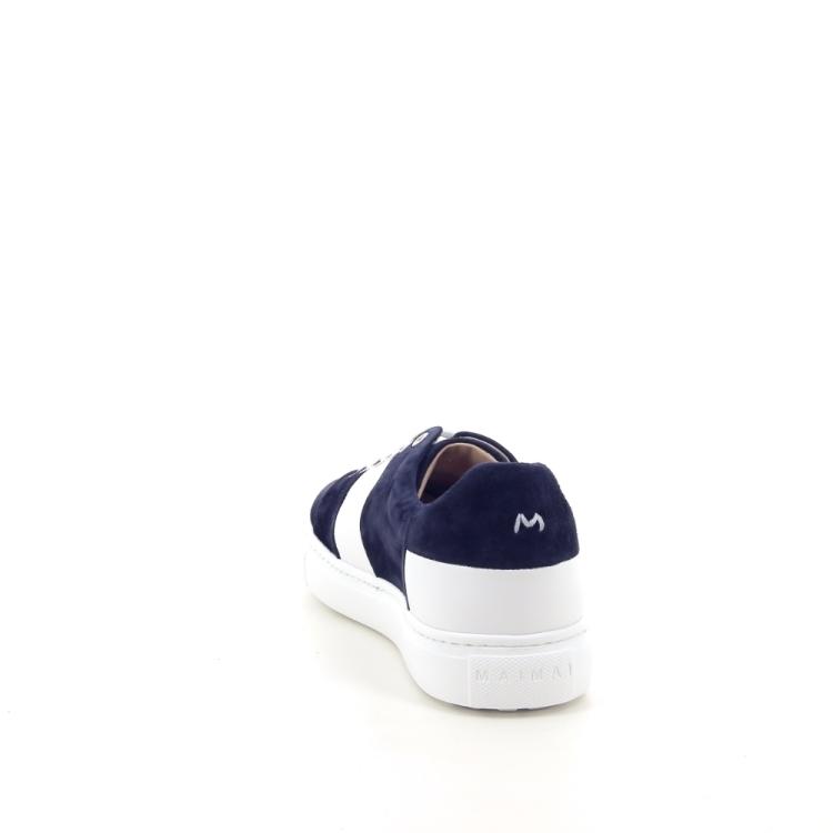 Maimai damesschoenen sneaker blauw 195104