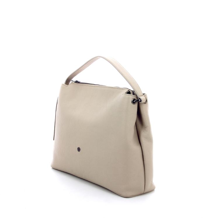La pomme tassen handtas beige-rose 183095