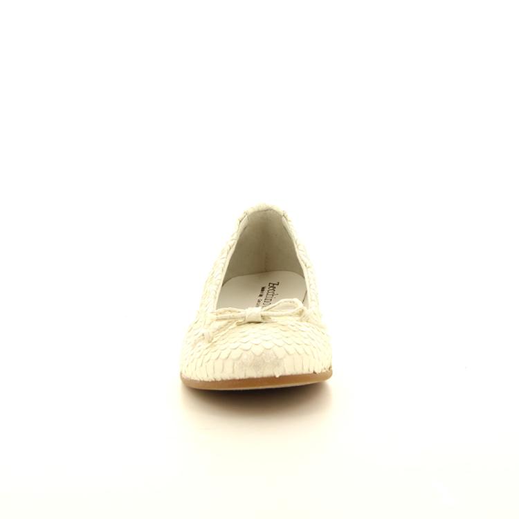 Zecchino d'oro kinderschoenen ballerina goud 11162