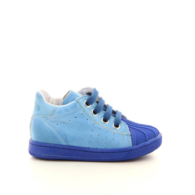 Naturino kinderschoenen boots blauw 10947