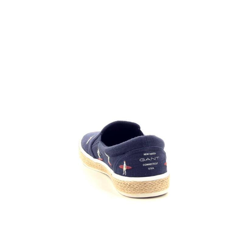 Gant herenschoenen sneaker blauw 192956
