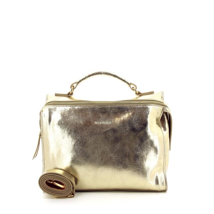Neuville tassen handtas goud 184310