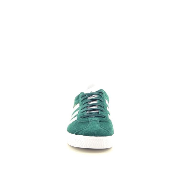 Adidas kinderschoenen sneaker donkergroen 186797