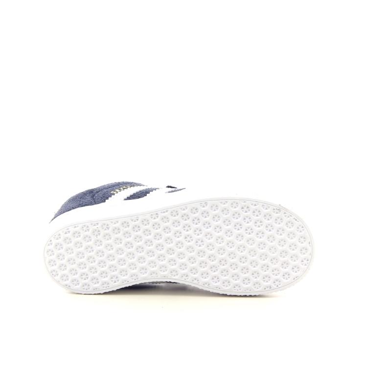 Adidas kinderschoenen sneaker donkerblauw 191376
