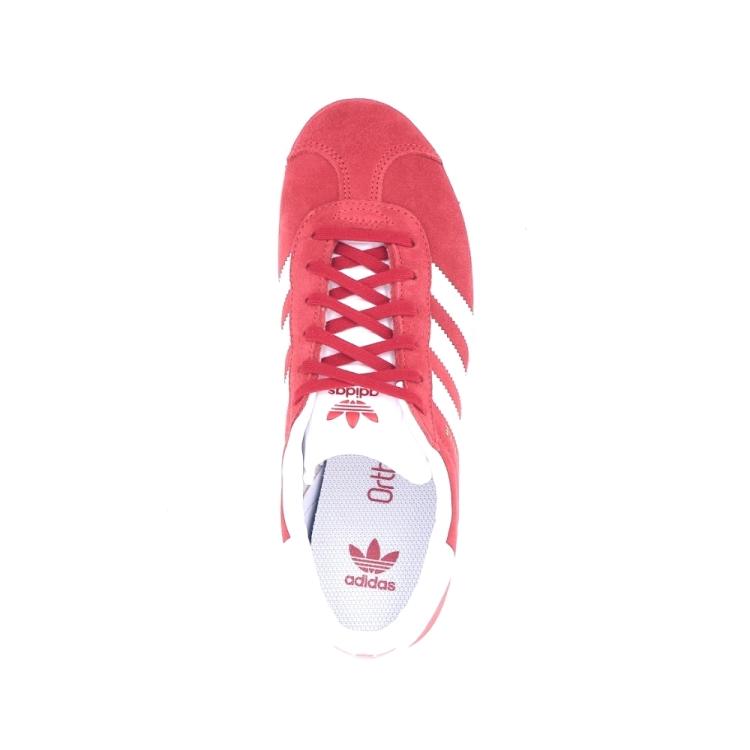 Adidas kinderschoenen sneaker rood 192789