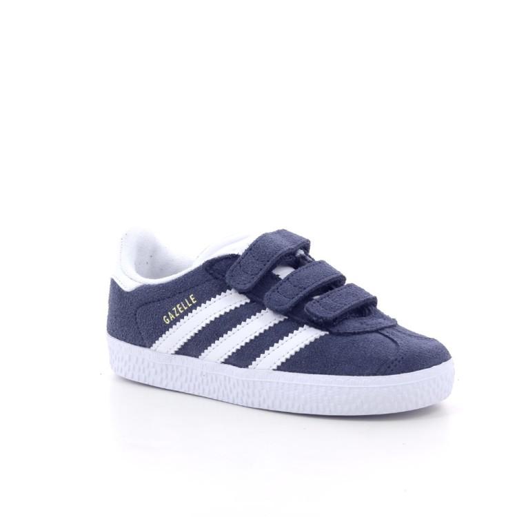 Adidas kinderschoenen sneaker donkerblauw 197343