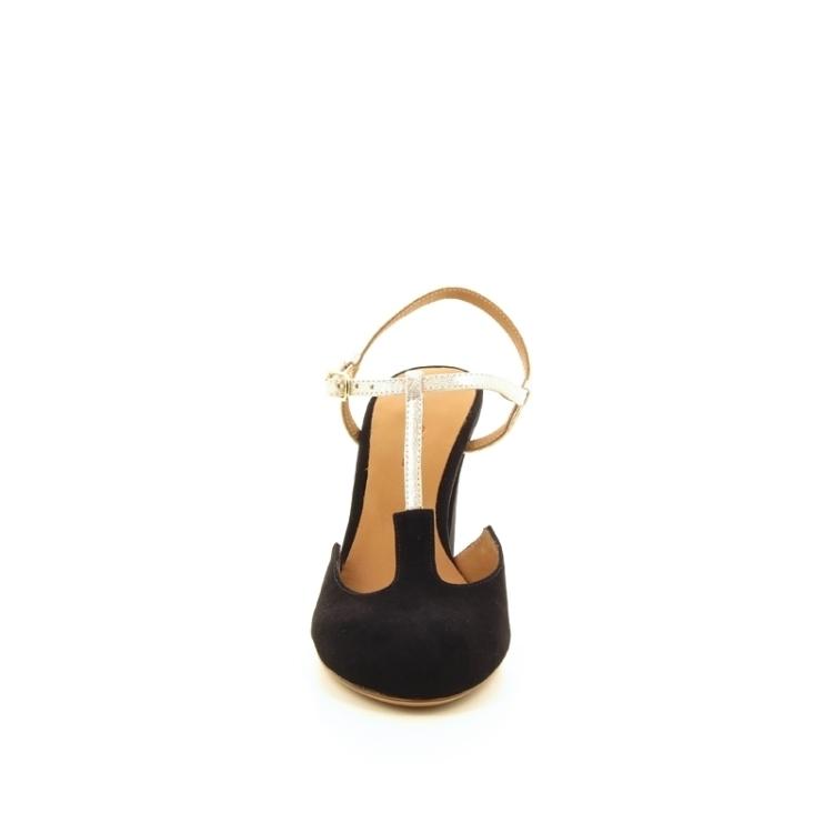 Chie damesschoenen sandaal zwart 172111