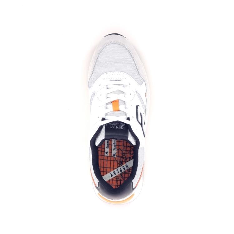 Replay herenschoenen sneaker lichtgrijs 192965