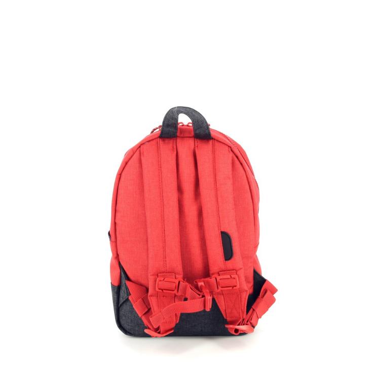 Herschel tassen rugzak rood 186865