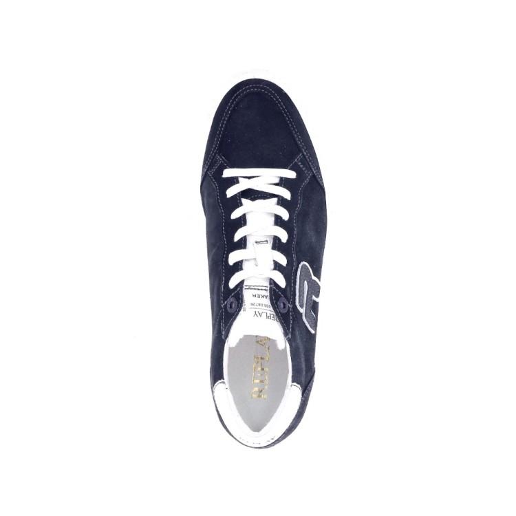 Replay herenschoenen sneaker donkerblauw 192961
