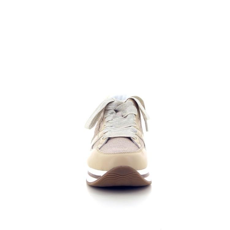 Hogan kinderschoenen sneaker goud 181813