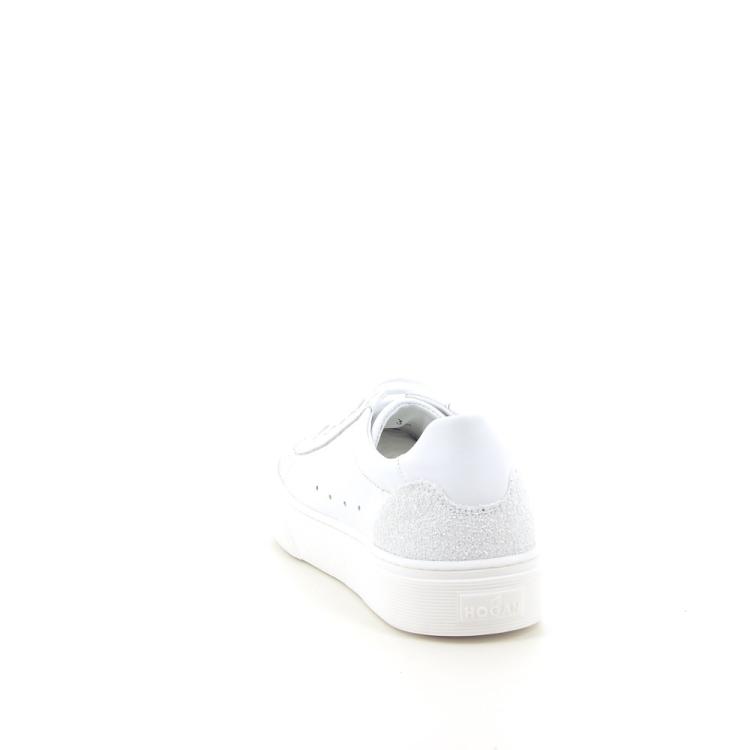 Hogan kinderschoenen sneaker wit 191660