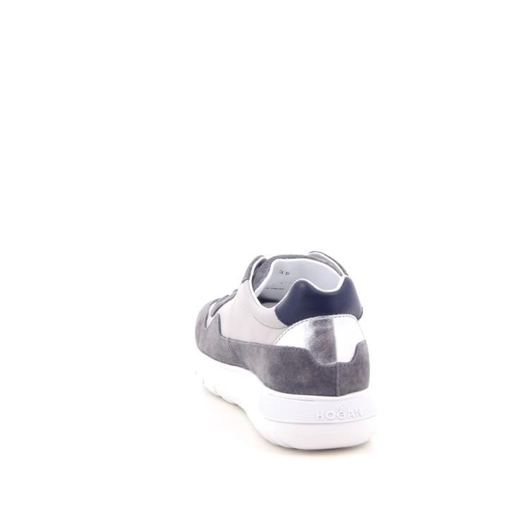 Hogan kinderschoenen sneaker grijs 191665