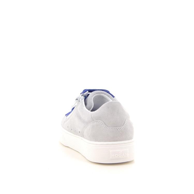 Hogan kinderschoenen sneaker lichtgrijs 181801