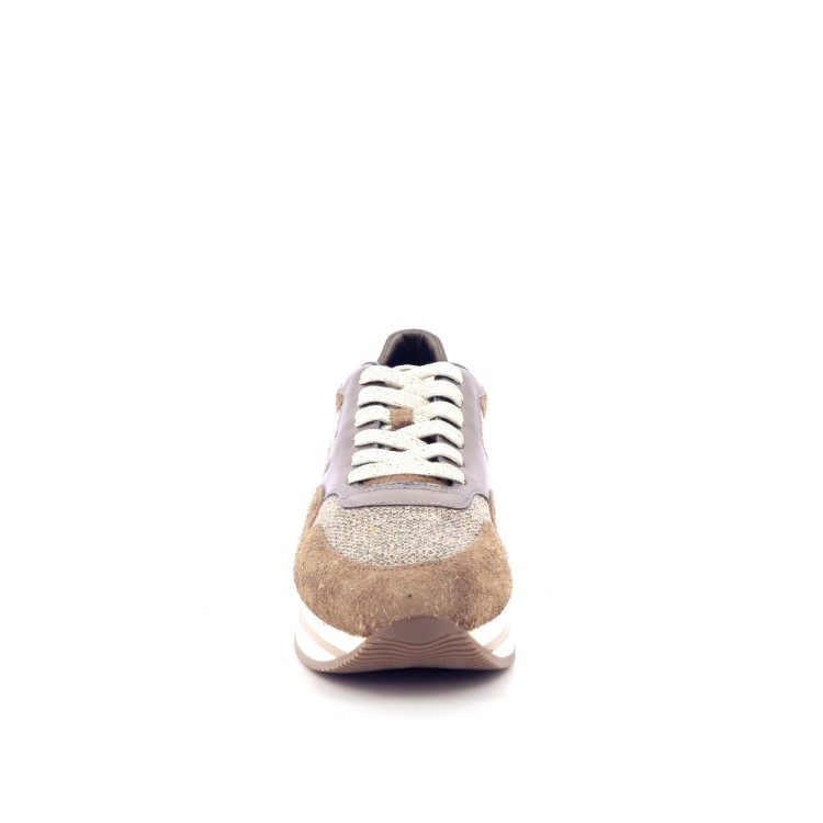 Hogan damesschoenen sneaker camel 197553