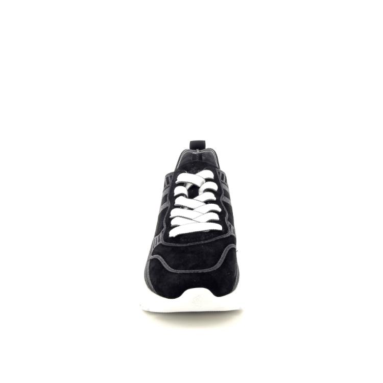 Hogan damesschoenen sneaker zwart 191892